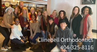 Dr Clinebell Orthodontics- We love each other- Adult and Children Orthodontics Decatur GA 30033