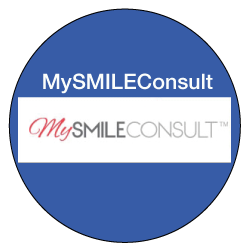 Image result for my smile consult icon
